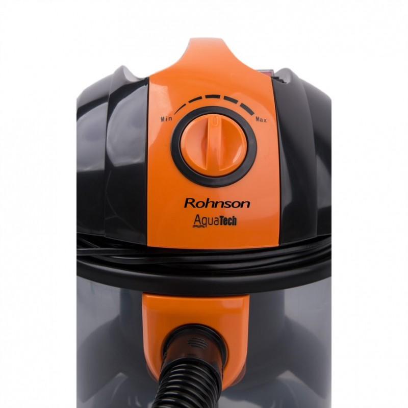 Aspirator cu filtrare in apa 1550W, Rohnson R144 AquaTech