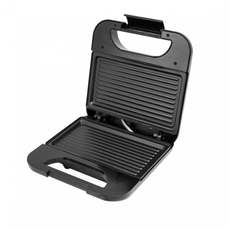 Sandwich maker, 750W, placi grill (21,5 x 12,5cm), Rohnson R2640