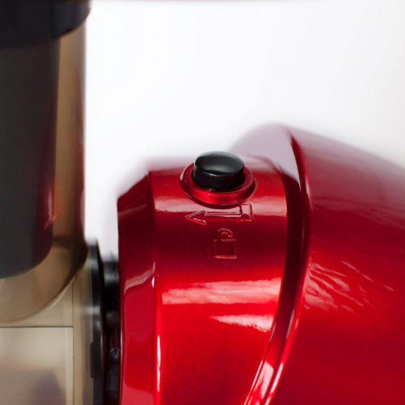 Masina de pasat rosii/fructe moi 1000W, revers, 50kg/h, rosu, Rohnson R545