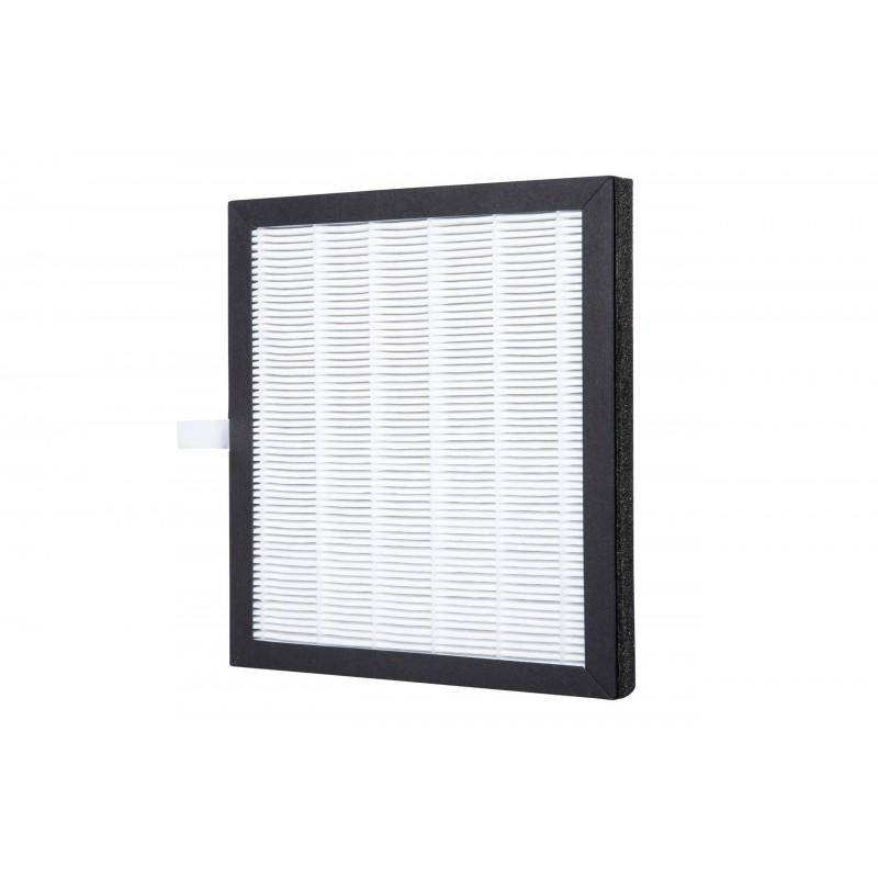 Filtru combinat cu cărbune activ și filtru HEPA 13 ,pentru dezumidificatoare Rohnson R-9816 Ionic + Purificator de aer și R-9820 Genius Wi-Fi