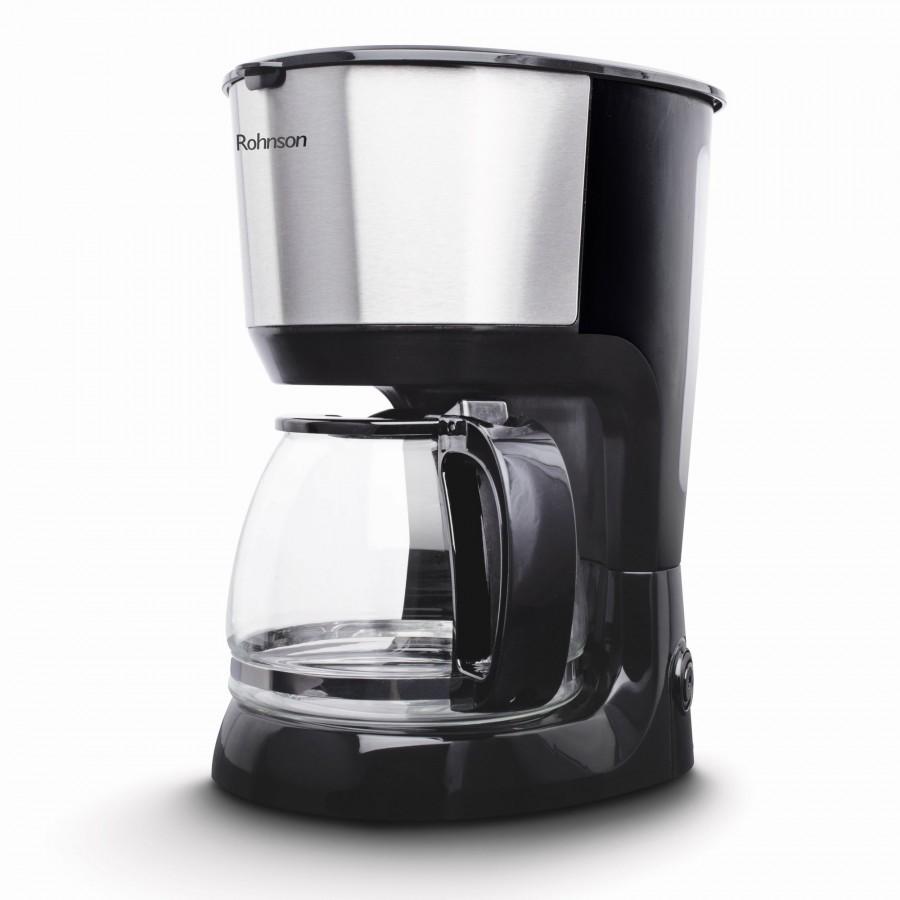 Cafetiera 750W, 1.25L, Rohnson R991