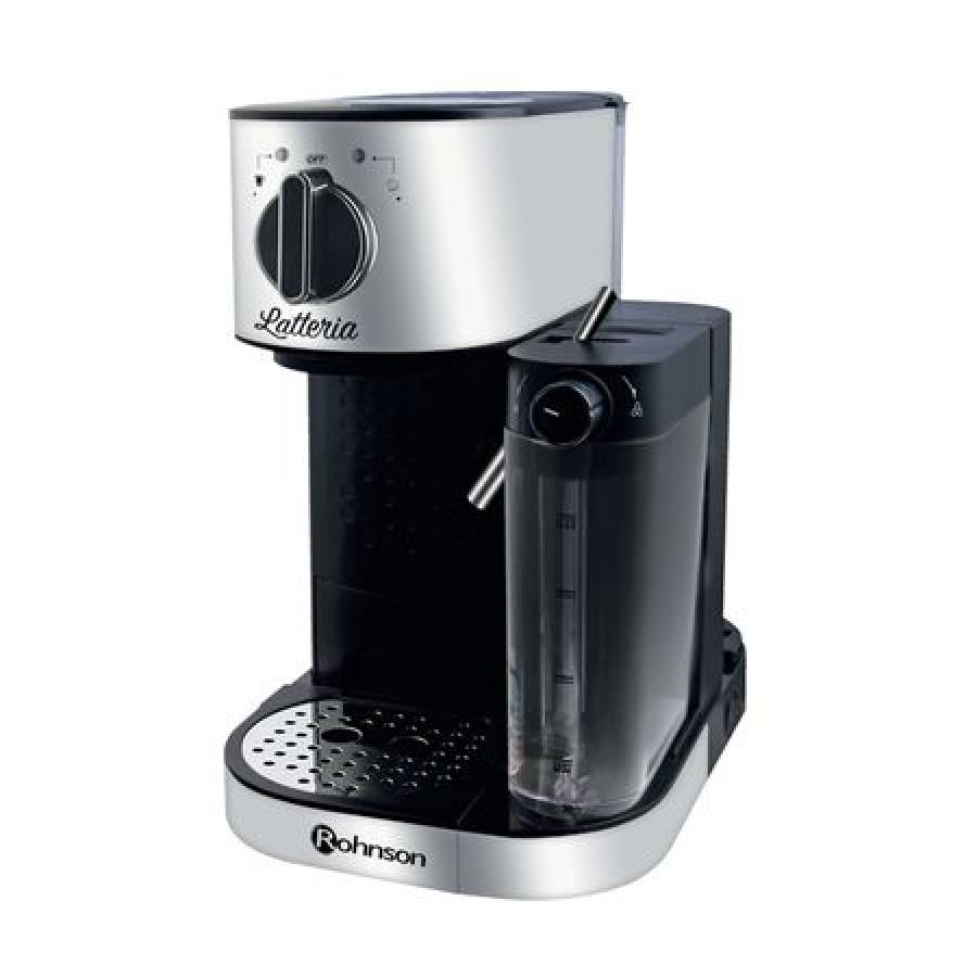 Espressor cu spumant lapte automat, 15 bari, Rohnson R975