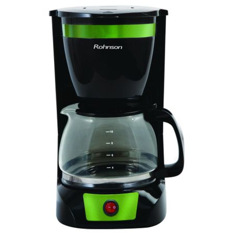 Cafetiera 800W, 1,25 l, Rohnson R921-breakfast line